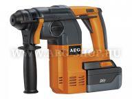 AEG Akkumulátoros fúrókalapács BBH 24 NiCd