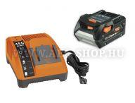 AEG akkumulátor és töltő L1830 BL szett
