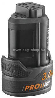 AEG L1230 12 V 3 Ah akkumulátor